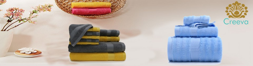 Creeva Towels